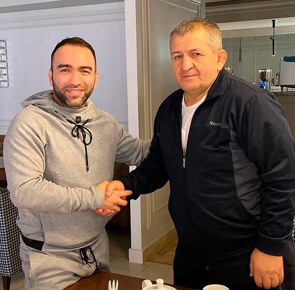 """Khabib Nurmagomedov mua giải đấu MMA trị giá 1 triệu USD: Thiết lập Đế chế """"Eagle Fighting Championship"""" của riêng mình ảnh 2"""