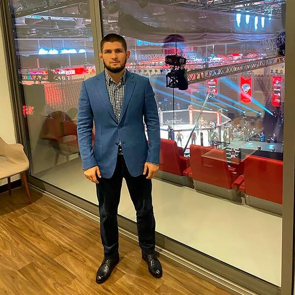 """Khabib Nurmagomedov mua giải đấu MMA trị giá 1 triệu USD: Thiết lập Đế chế """"Eagle Fighting Championship"""" của riêng mình ảnh 3"""