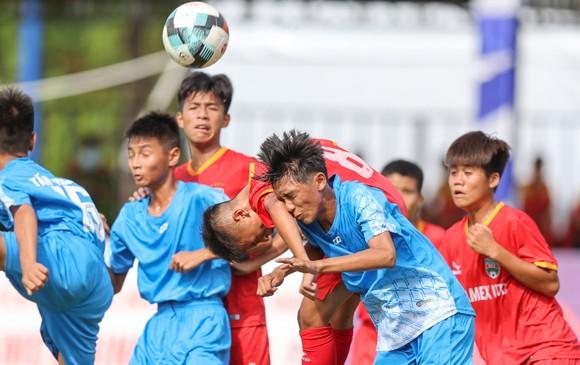 Giải bóng đá thiếu niên U13 Việt Nam - Nhật Bản lần 3-2020: Nỗ lực tuyệt vời vượt qua dịch Covid-19 ảnh 3