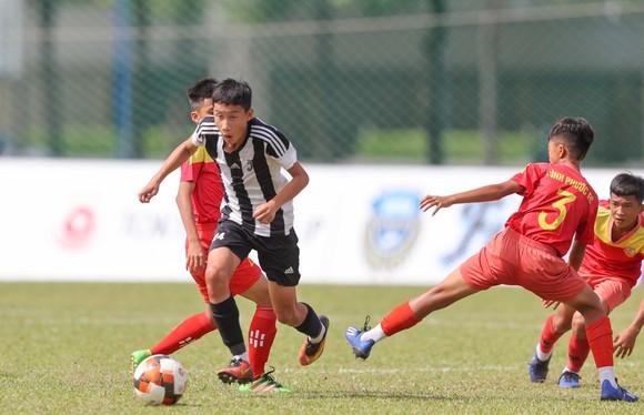 Giải bóng đá thiếu niên U13 Việt Nam - Nhật Bản lần 3-2020: Nỗ lực tuyệt vời vượt qua dịch Covid-19 ảnh 5