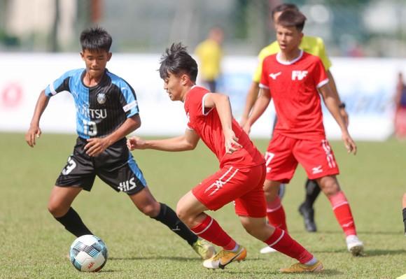 Giải bóng đá thiếu niên U13 Việt Nam - Nhật Bản lần 3-2020: Nỗ lực tuyệt vời vượt qua dịch Covid-19 ảnh 6