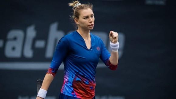 Kết quả Abu Dhabi Open (8-1-2021) - Sofia Kenin thắng may mắn ảnh 2