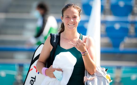 """Kết quả Abu Dhabi Open (9-1-2021) - Svitolina hạ Zvonareva trong """"trận đại chiến Nga - Ukraine"""" ảnh 1"""