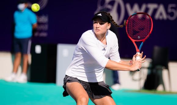 """Kết quả Abu Dhabi Open (9-1-2021) - Svitolina hạ Zvonareva trong """"trận đại chiến Nga - Ukraine"""" ảnh 3"""