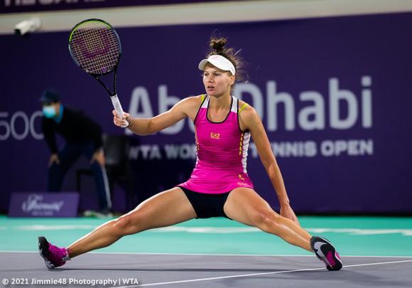 "Kết quả Abu Dhabi Open (mới cập nhật) - Sakkari ""lật đổ"" Kenin, Kudermetova loại Svitolina ảnh 3"