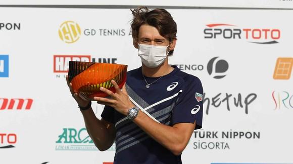 Kết quả Abu Dhabi, Antalya & Delray Beach Open (mới cập nhật) - Sabalenka, De Minaur và Hurkacz giành danh hiệu đầu năm ảnh 1