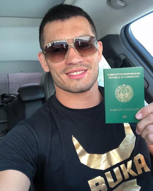 """Makhmud Muradov: Ngôi sao mới nổi của UFC có thể hình 8 múi, là bạn thân của """"Money"""" Mayweather ảnh 3"""