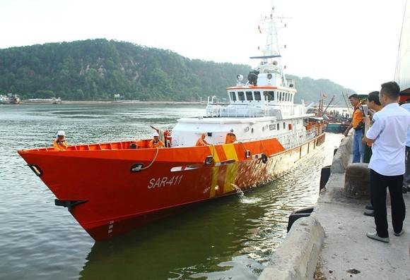 Xác định danh tính 3 ngư dân gặp nạn trên biển