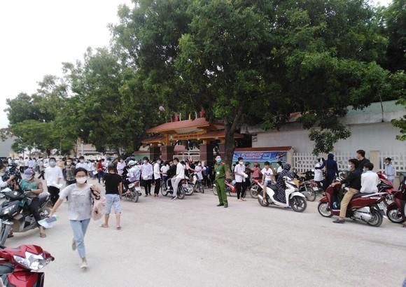 Gần 38.600 thí sinh tỉnh Thanh Hóa thi vào lớp 10  ảnh 1