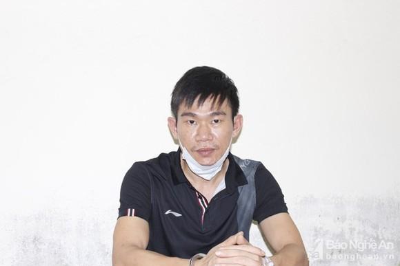 Đối tượng cầm đầu Nguyễn Phạm Hùng. Ảnh: BAONGHEAN.VN