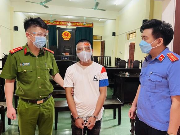 Vũng Tàu, Thanh Hóa: Xét xử hai vụ án chống đối tổ tuần tra kiểm soát dịch ảnh 1