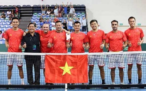 越南網球隊