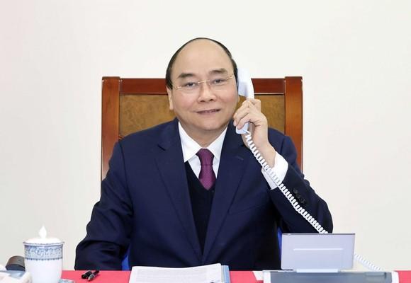 越南國家主席阮春福