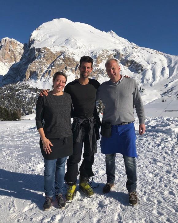 Roger Federer, Rafael Nadal và Novak Djokovic: Tiếp theo là gì? ảnh 3