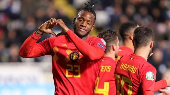 Eden Hazard: Ghi bàn thắng thứ 30 trong trận đấu thứ 100 cho tuyển Bỉ ảnh 2