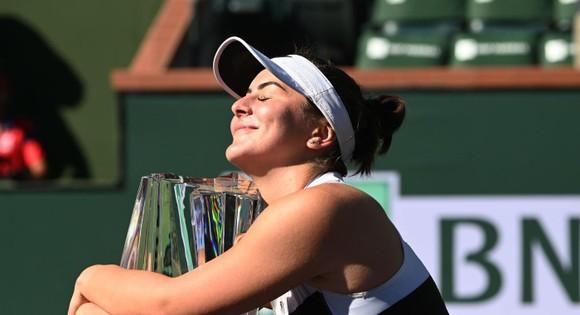 Miami Open: Barty là tay vợt thứ 14 đăng quang ở WTA Tour mùa này ảnh 13