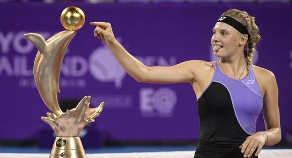 Miami Open: Barty là tay vợt thứ 14 đăng quang ở WTA Tour mùa này ảnh 8