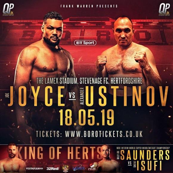 """Quyền Anh: AJ đấu với """"bại tướng của bại tướng"""", Joyce giáp mặt """"Gã khổng lồ"""" 42 tuổi người Nga ảnh 3"""