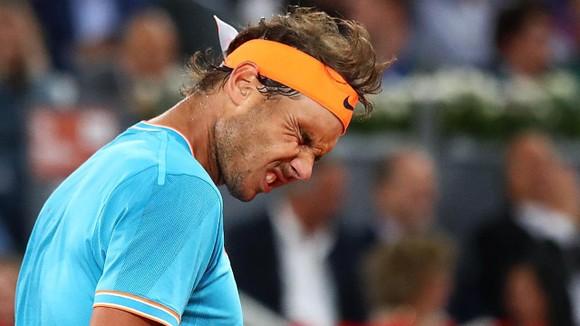 Madrid Open: Thua trận sân đất nện thứ 3, Nadal chia tay chung kết ảnh 1