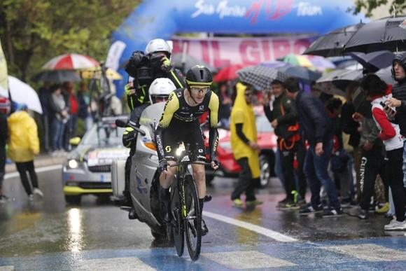 Giro d'Italia: Roglic phản công ngoạn mục, tiến chiếm ngôi hạng 2 ảnh 5