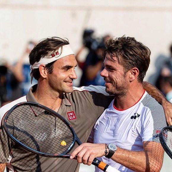 """Roland Garros: Federer và Nadal """"hành quân"""" vào bán kết, sẽ đối đầu với nhau ảnh 2"""