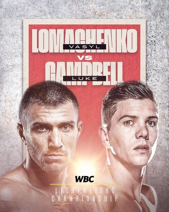 Vasyl Lomachenko: Thượng đài với Campbell vào tháng 8, nhưng vẫn luyện Muay Thái dằn mặt võ sĩ MMA ảnh 1