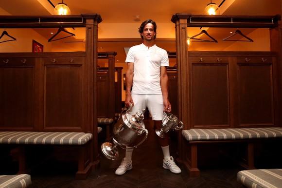 Hôm nay, Djokovic bắt đầu bảo vệ ngôi vô địch, Lopez cũng chơi Grand Slam thứ 70 ảnh 3