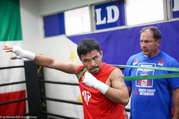 """Quyền Anh: Pacquiao dốc toàn lực cho """"trận đấu của cuộc đời"""" với Thurman ảnh 10"""