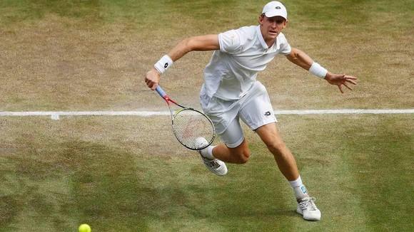 Wimbledon: Tay vợt 15 tuổi vẫn phiêu lưu, Chủ tịch Djokovic, Phó Chủ tịch Anderson cũng chiến thắng ảnh 2