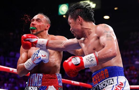 """Manny Pacquiao: Vô địch thế giới lần thứ 13 khi đã 40 tuổi, không """"tuyệt tích giang hồ"""" ảnh 1"""