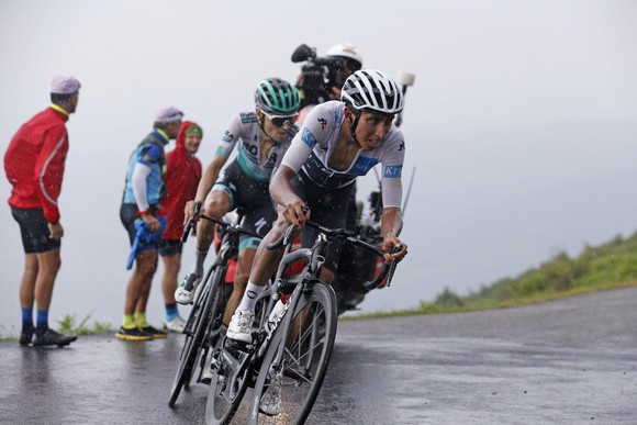 Tour de France: Đương kim Áo vàng Thomas tin rằng, có nhiều cách để chiến thắng ảnh 1