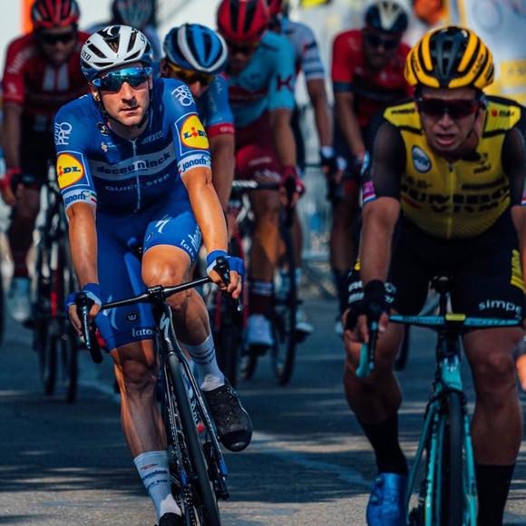 Tour de France: Ewan lần thứ 2 thắng chặng, Alaphilippe vẫn giữ cách biệt ảnh 2