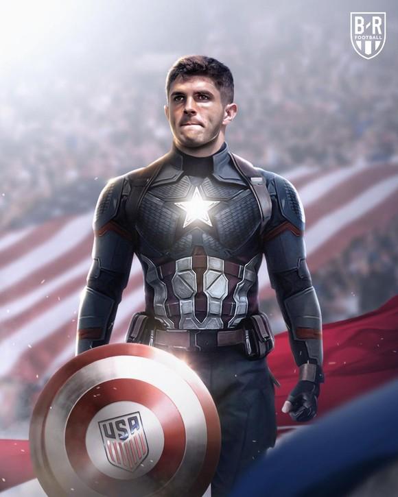 """Ông chủ Nga của Chelsea chỉ cần nói 4 từ, """"Captain America"""" đã sướng ngất ngây ảnh 1"""