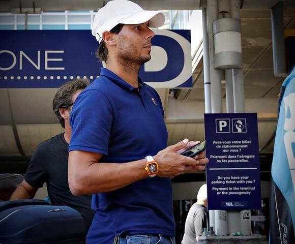 """Rogers Cup: Nadal nhắm danh hiệu thứ 5 – có thể đấu """"Next Gen"""" De Minaur ở vòng 2 ảnh 1"""