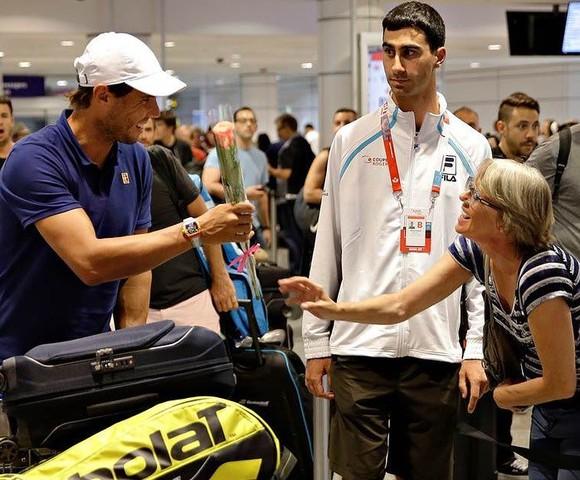 """Rogers Cup: Nadal nhắm danh hiệu thứ 5 – có thể đấu """"Next Gen"""" De Minaur ở vòng 2 ảnh 2"""