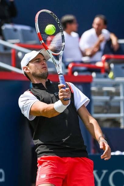 Rogers Cup: Người Nga đại thắng – Medvedev hủy diệt Thiem, Khachanov khuất phục Zverev ảnh 1