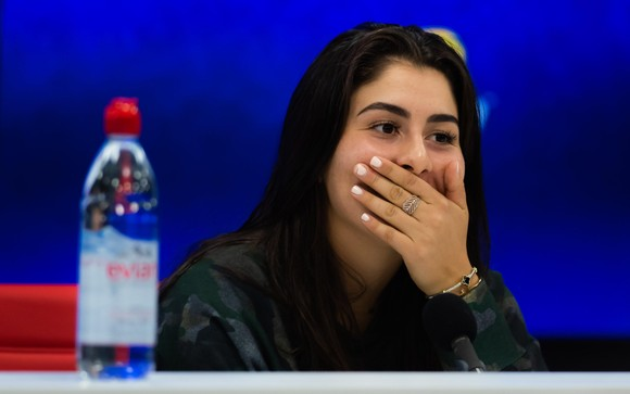 """US Open: """"Công chúa lọ lem"""" Andreescu đối đầu """"Cựu Nữ hoàng"""" Serena ở chung kết ảnh 9"""