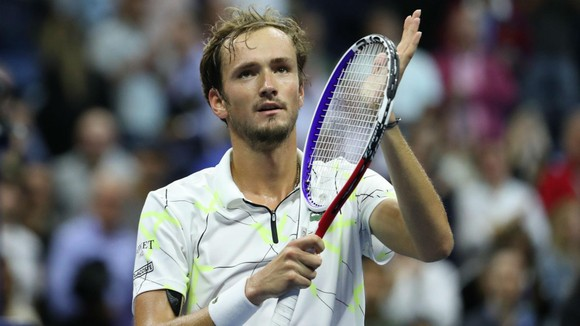 """US Open: """"Tâm ma"""" của """"Kẻ thù nước Mỹ"""" Medvedev, """"Tôi yêu nước Mỹ"""" và đại chiến chung kết với Nadal  ảnh 2"""