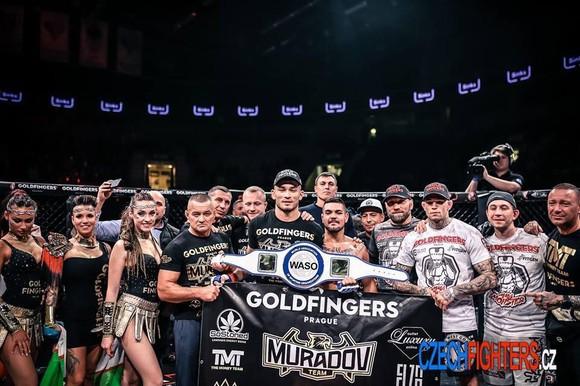 """MMA: Võ sĩ 8 múi từng được """"Money"""" Maywether khen giỏi nhất thế giới ký hợp đồng với UFC ảnh 8"""