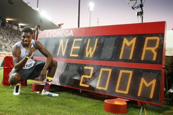 Giải điền kinh VĐTG Doha 2019: 2 ngôi sao sẽ tỏa sáng - có Noah Lyles không muốn làm Usain Bolt mới ảnh 2