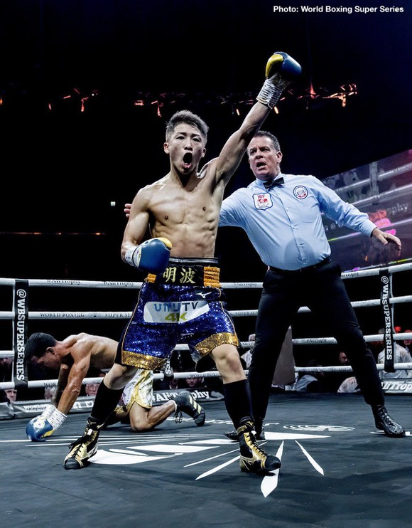 """""""Quái thú Nhật Bản"""" Inoue vs """"Tia chớp Philippines"""" Donaire - châu Á đại chiến ở CK của WBSS ảnh 3"""