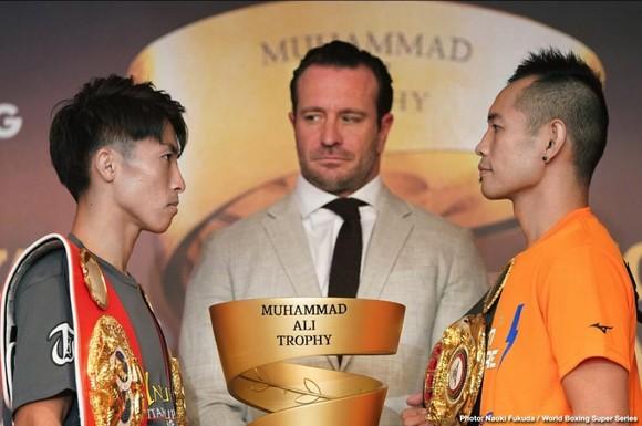 """""""Quái thú Nhật Bản"""" Inoue vs """"Tia chớp Philippines"""" Donaire - châu Á đại chiến ở CK của WBSS ảnh 4"""
