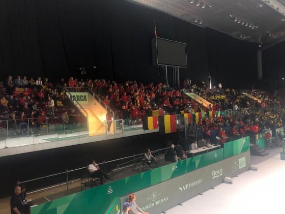 """Davis Cup Finals: Bị tố: """"Chỉ có 15 khán giả đến xem thi đấu"""", Gerard Pique phản pháo đáng thương... ảnh 1"""