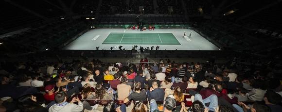 """Davis Cup Finals: Bị tố: """"Chỉ có 15 khán giả đến xem thi đấu"""", Gerard Pique phản pháo đáng thương... ảnh 3"""