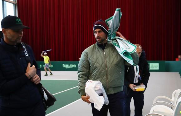 """Davis Cup Finals: Bị tố: """"Chỉ có 15 khán giả đến xem thi đấu"""", Gerard Pique phản pháo đáng thương... ảnh 6"""