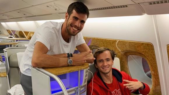 ATP Cup 2020: Nadal đã bay đến Perth để sớm chuẩn bị sẵn sàng ảnh 3