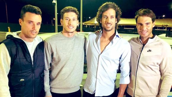 ATP Cup 2020: Nadal đã bay đến Perth để sớm chuẩn bị sẵn sàng ảnh 1