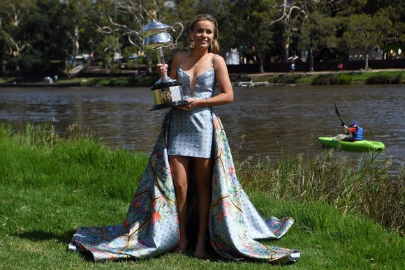 Tân Nữ hoàng Melbourne Park Sofia Kenin: Động lực, cơ duyên và nguồn cảm hứng đến thành công ảnh 3