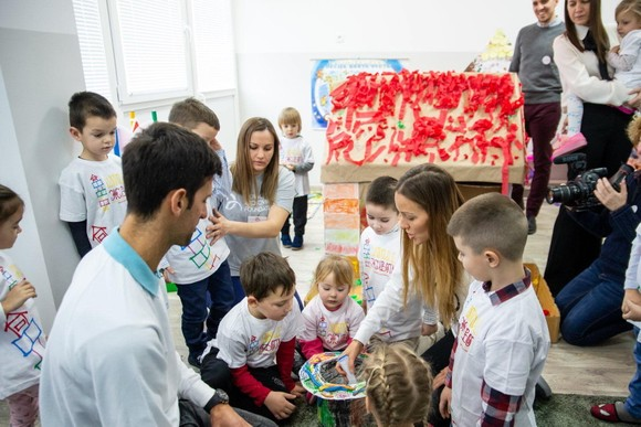 Jelena Djokovic: Nỗi khổ khi làm vợ của… Djokovic! ảnh 3