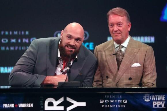 Tyson Fury: Cả thế giới chống Covid-19, anh bận chống… cáo buộc gian lận doping ảnh 2